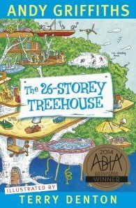 The 26-Storey Treehouse (Treehouse #2)