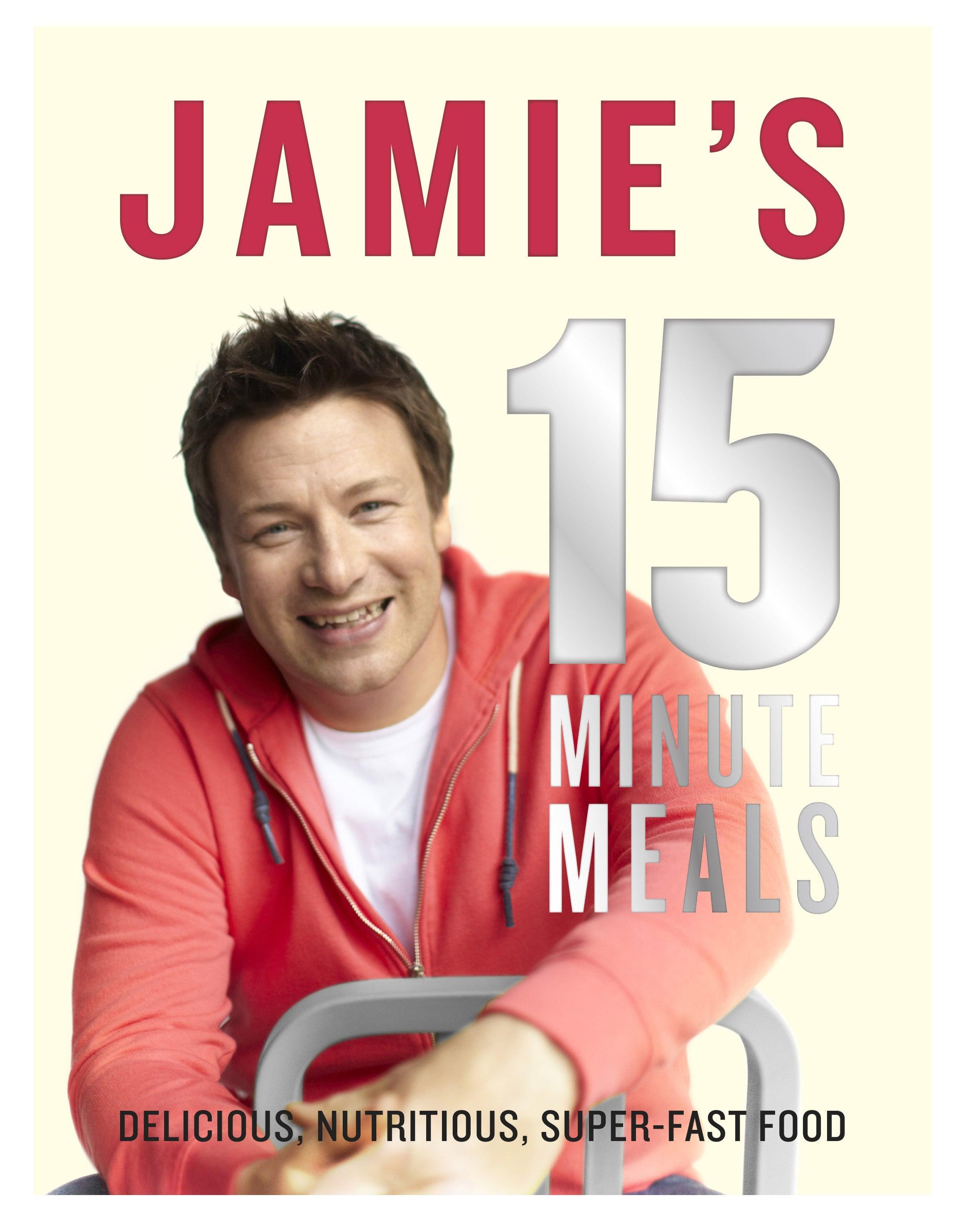 Jamie s 15 minute meals better reading - Jamie en 15 minutes ...