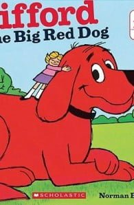 Dogs from childrens books