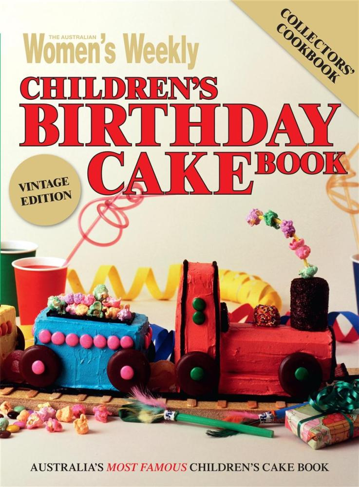 Women S Weekly Birthday Cake Book Pdf