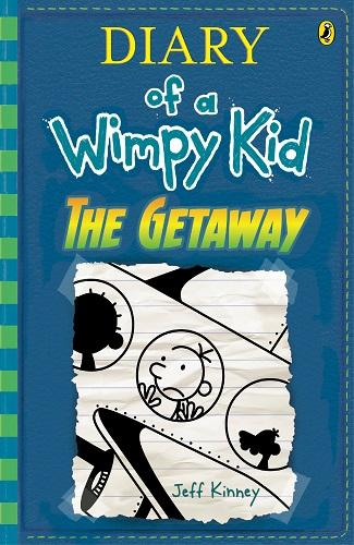 The Getaway Diary Of A Wimpy Kid 12 Better Reading
