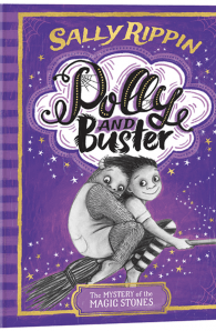 The Mystery of the Magic Stones: Polly and Buster Series Book 2