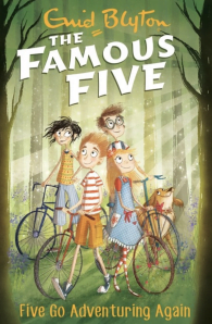 Famous Five Series: Five Go Adventuring Again