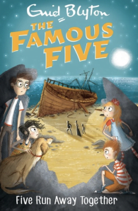 Famous Five Series: Five Run Away Together