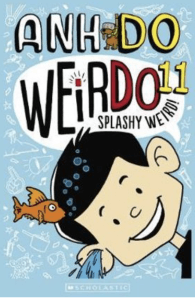 WeirDo Series #11 Splashy Weird!