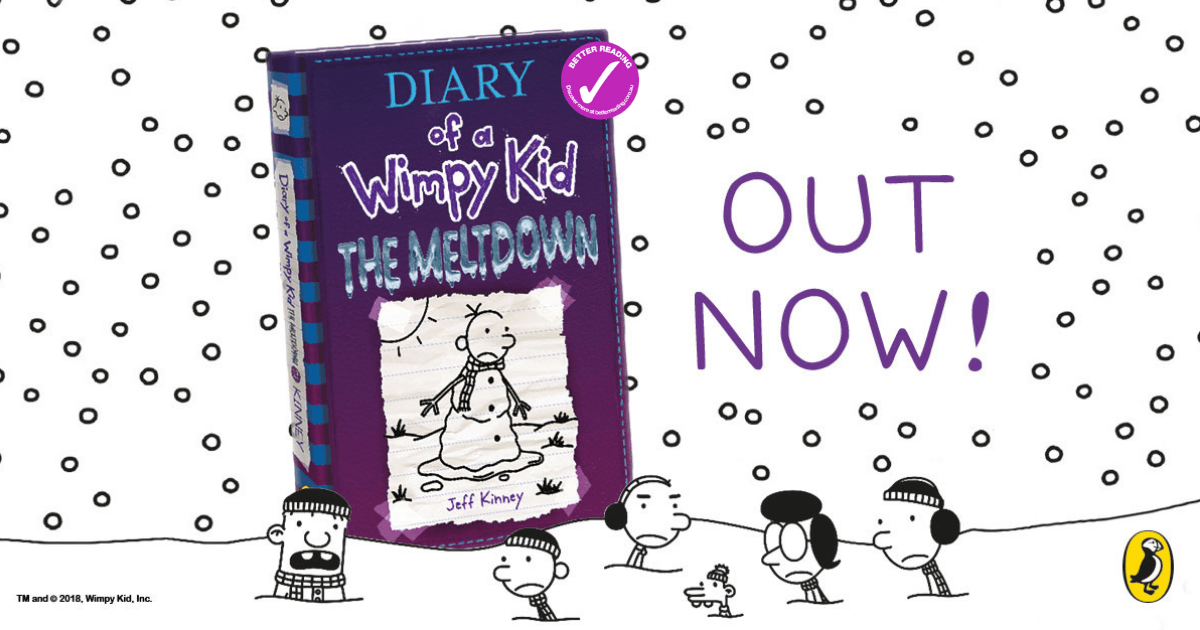 image regarding Diary of a Wimpy Kid Printable named Wimpy Youngsters Meltdown: Examine an extract against Diary of a Wimpy