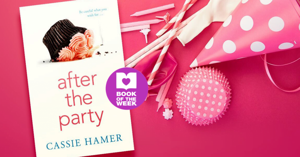 A Healthy Dose of Humour: Q&A with Cassie Hamer on writing