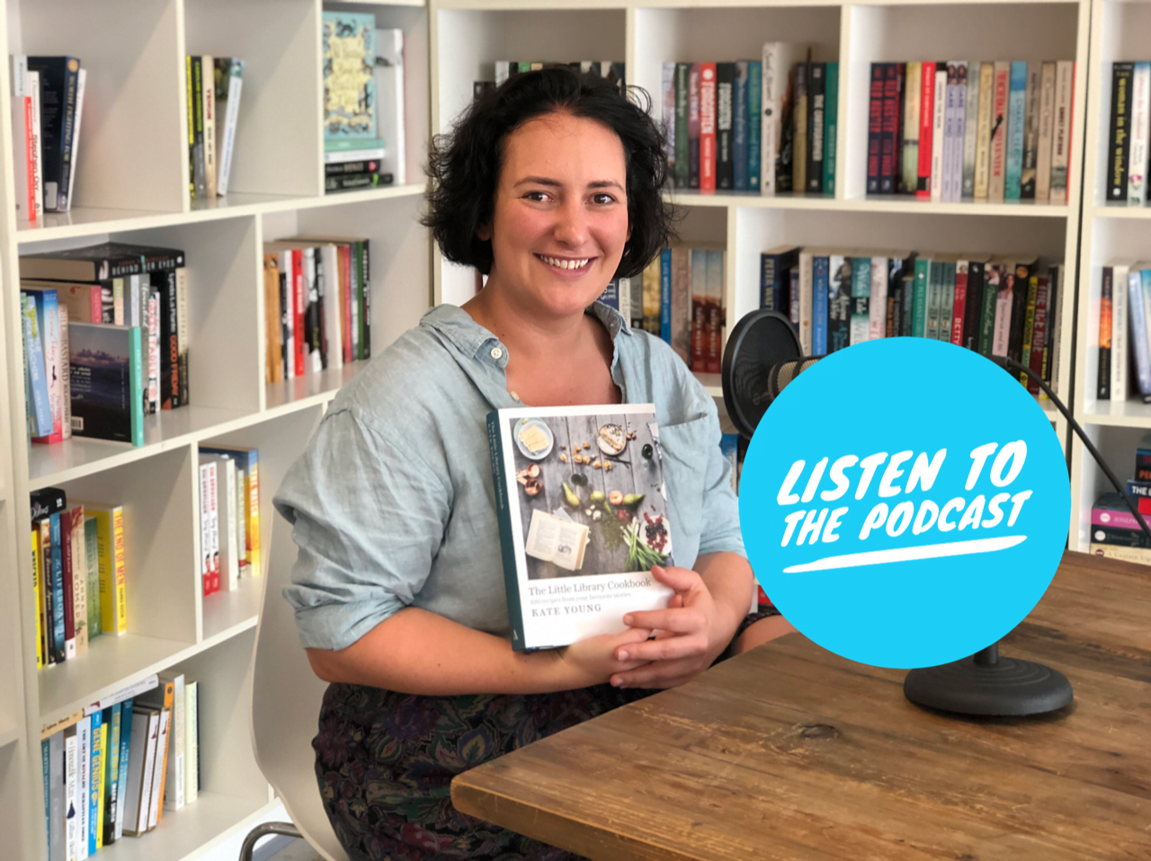 Podcast Cooking The Books With Kate Young Better Reading