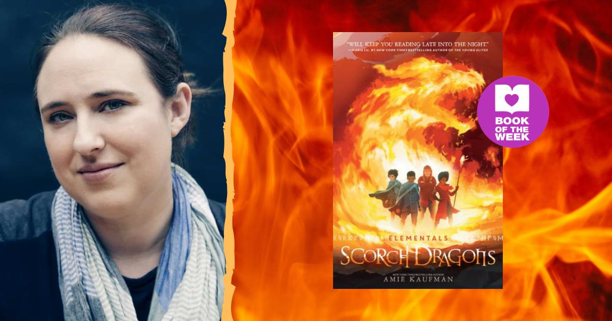 Wonderful Fantasy: Q&A with Scorch Dragons author Amie