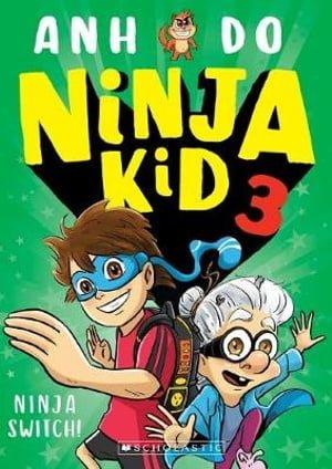 Ninja Kid 3 Ninja Switch Better Reading