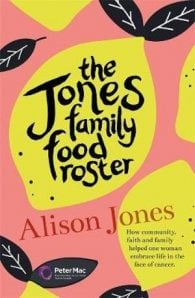 The Jones Family Food Roster