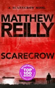 Scarecrow (Scarecrow #3)
