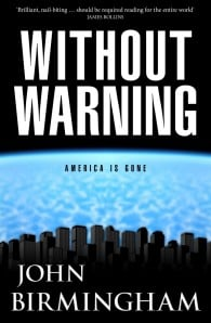 Without Warning: The Disappearance Novel 1
