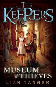 Museum of Thieves: The Keepers #1