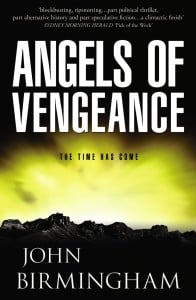 Angels of Vengeance: The Disappearance Novel 3