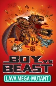 Boy vs Beast #13: Lava Mega-Mutant