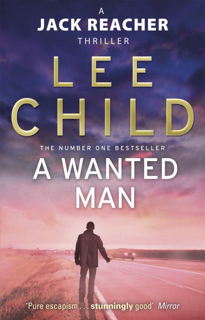 A Wanted Man (Jack Reacher #17)
