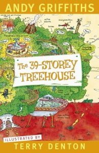 The 39-Storey Treehouse (Treehouse #3)