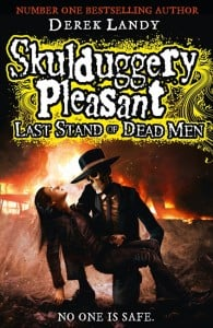 Last Stand of Dead Men (Skulduggery Pleasant #8)