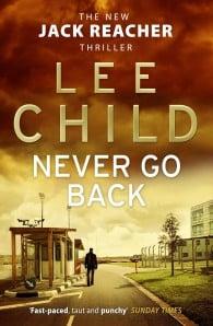 Never Go Back (Jack Reacher #18)