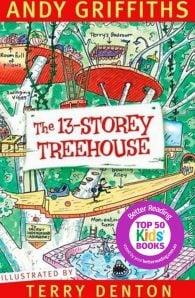 The 13-Storey Treehouse (Treehouse #1)