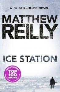 Ice Station (Scarecrow #1)
