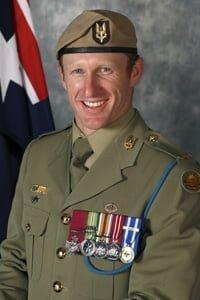 Mark Donaldson, VC
