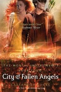 City Of Fallen Angels (The Mortal Instruments #4)
