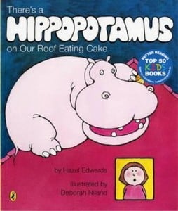 There's a Hippopotamus on Our Roof Eating Cake