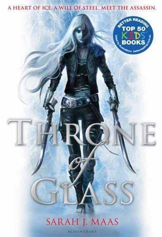 GIVEAWAY: Throne of Glass book pack!