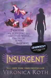 Insurgent (Divergent #2)