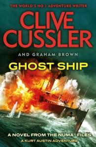 Ghost Ship (NUMA Files #12)