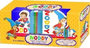 Noddy Classic Book and Bookends