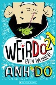 Even Weirder (Weirdo #2)