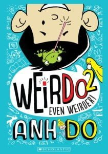 Even Weirder (Weirdo #2)
