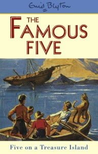 Five on a Treasure Island (The Famous Five #1)