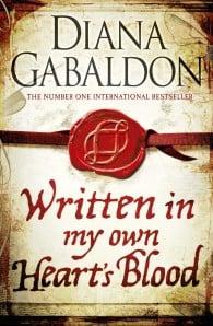 Written in My Own Heart's Blood (Outlander #8)