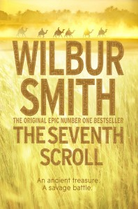 The Seventh Scroll (An Ancient Egypt Novel #2)