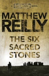 The Six Sacred Stones (Jack West #2)