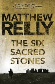 The Six Sacred Stones (Jack West #2)
