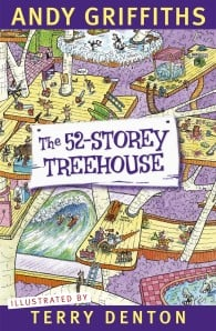 The 52-Storey Treehouse (Treehouse #4)