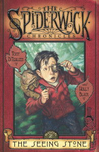 The Seeing Stone: Book #2 of The Spiderwick Chronicles