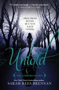 Untold: The Lynburn Legacy Book 2
