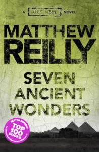 Seven Ancient Wonders (Jack West #1)