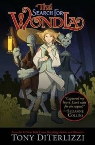 The Search for WondLa: Book #1 of The Search for WondLa