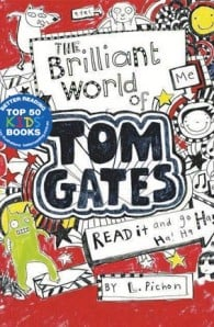 The Brilliant World of Tom Gates (Tom Gates #1)