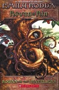 Rowan and the Travellers: Rowan of Rin #2