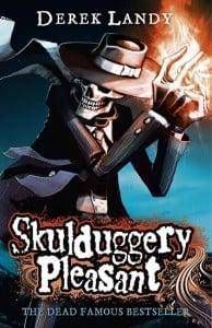 Skulduggery Pleasant (Skulduggery Pleasant #1)