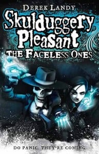 The Faceless Ones (Skulduggery Pleasant #3)