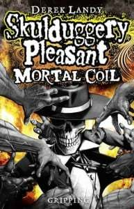 Mortail Coil (Skulduggery Pleasant #5)